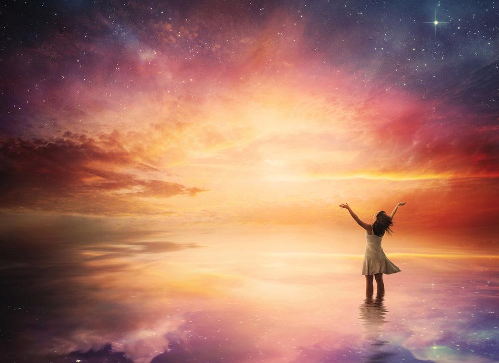Soin énergétique et nettoyage spirituel